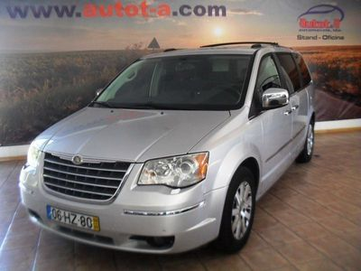 usado Chrysler Grand Voyager 2.8 LIMITED STOW N GO