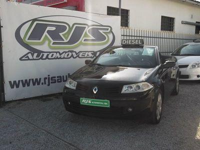 usado Renault Mégane Cabriolet 1.5 DCI !!! APENAS 158€ MÊS !!!