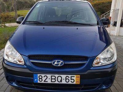 brugt Hyundai Getz 1.1 Active