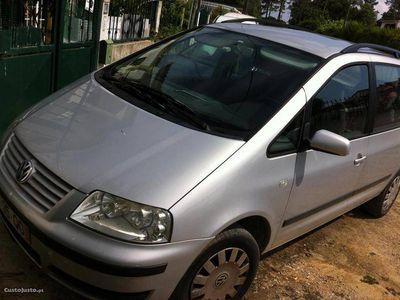 gebraucht VW Sharan 130cv troco - 01