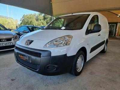 usado Peugeot Partner 1.6 HDI 3 Lugares Com GPS