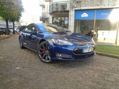 gebraucht Tesla Model S P85D 700 cv´s