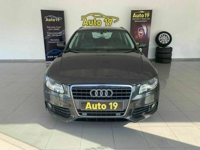usado Audi A4 Avant 2.0 TDI 143CV NACIONAL 170 MIL