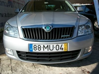 usado Skoda Octavia Break 1.6 TDi Greenline