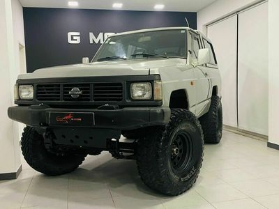 usado Nissan Patrol 2.8 Turbo LX Nacional Full G Motors
