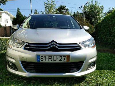 usado Citroën C4 115cv -
