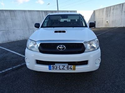 usado Toyota HiLux 2.5 D-4D 4WD CD AC