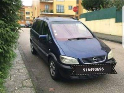 usado Opel Zafira 1.6 Elegance