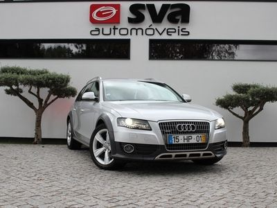 usado Audi A4 Allroad 2.0 TDI Quattro Nacional