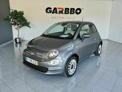 usado Fiat 500 Lounge / Teto Panorâmico