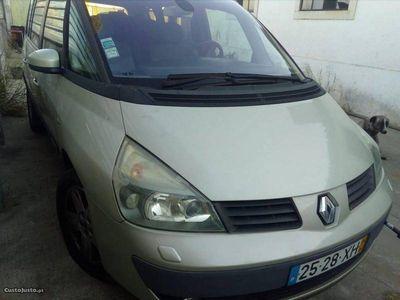 usado Renault Espace 2.2 DCi 150cv 6veloc
