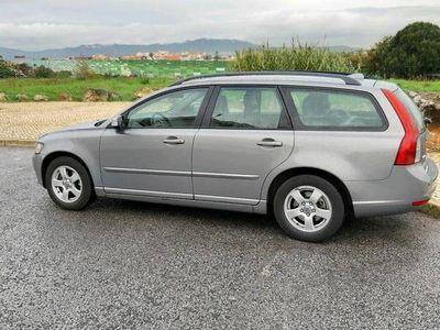 gebraucht Volvo V50 1.6 D nacional