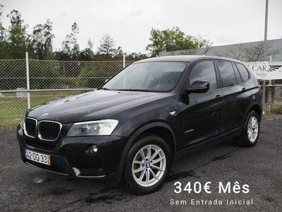 usado BMW X3 2.0 XDrive