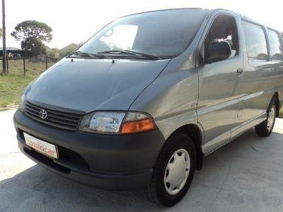 usado Toyota HiAce 2.5 d4-d