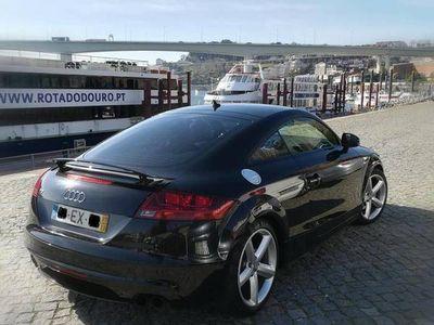 second-hand Audi TT Sline