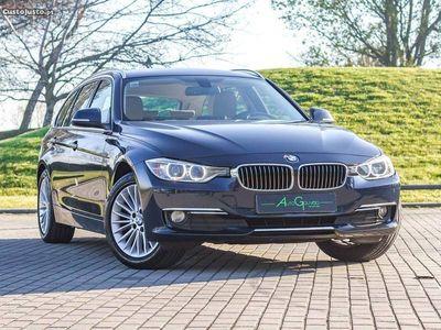 usado BMW 320 D Touring Luxury -