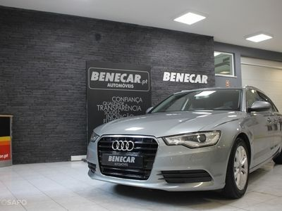 usado Audi A6 Avant 2.0 TDI Business Line Aut.