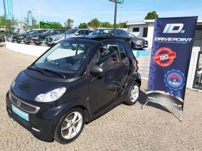 gebraucht Smart ForTwo Coupé 1.0 mhd passion 71 softouch