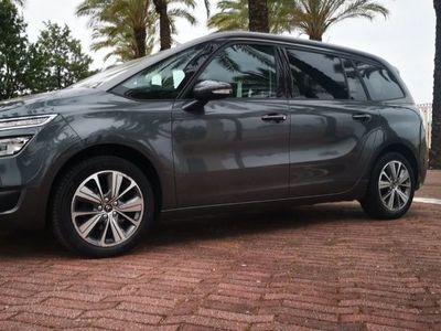 usado Citroën Grand C4 Picasso Exclusive 7 lugares 1.6hdi