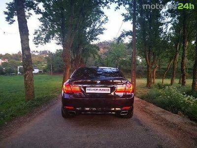 usado BMW 730L Série 7 d