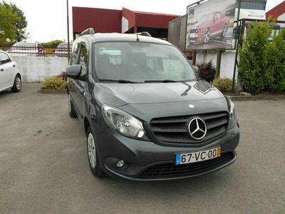 usado Mercedes Citan 109 CDI 27