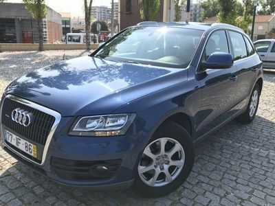 brugt Audi Q5 2.0 TDi Quattro