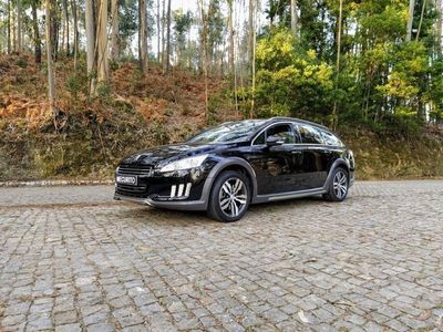 usado Peugeot 508 RXH Hybrid4 - 2014