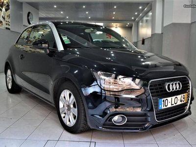brugt Audi A1 1.6 TDi Attraction