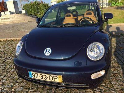 usado VW Beetle New1.9 TDi Highl EC A