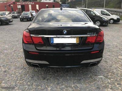 """usado BMW 740 740 d Pack """"M"""" 306cv"""
