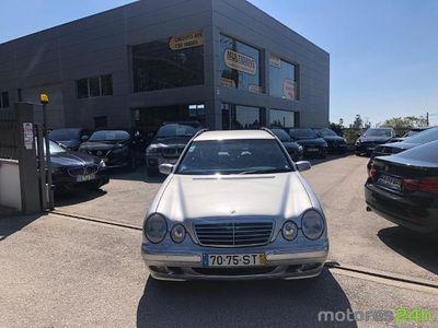 usado Mercedes 220 Classe E StationCDi Avantgarde