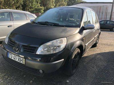 brugt Renault Scénic 1.5DCI 100cv