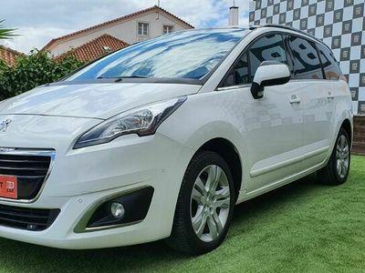 usado Peugeot 5008 1.6 hdi