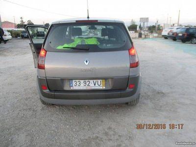 usado Renault Scénic 1.5 dci 5 lugares -