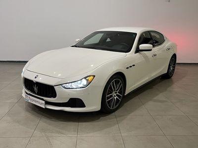usado Maserati Ghibli GhibliDiesel (275cv) (4p)
