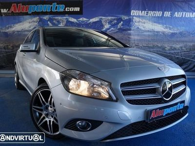 usado Mercedes A180 CDi BlueEfficiency