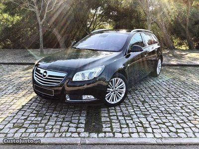gebraucht Opel Insignia 2.0CDTI 130cv COSMO