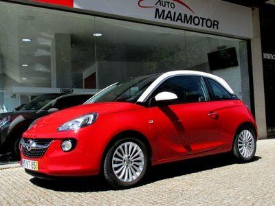 usado Opel Adam 1.2 Glam Tecto Panorâmico