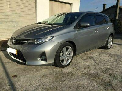 usado Toyota Auris 1.4 D-4D Comfort+Pack Sport