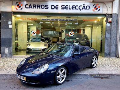 usado Porsche 911 Carrera Cabriolet 996 2