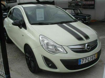 usado Opel Corsa D 1.2 Stripes