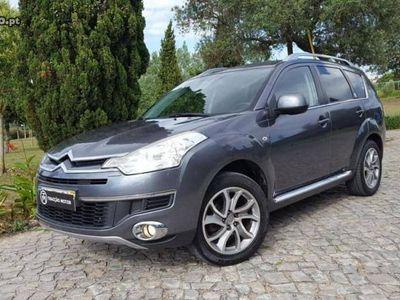 usado Citroën C-Crosser 2.2 HDi Elegance 4X4