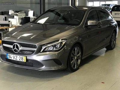 usado Mercedes CLA220 Urdan Aut.