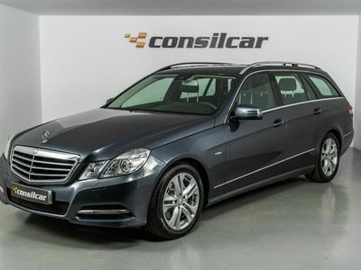 usado Mercedes E250 CDI Station M6 Avantgarde BlueEfficiency