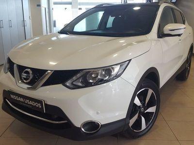 usado Nissan Qashqai 1.6 dCi N-Connecta 18 2017
