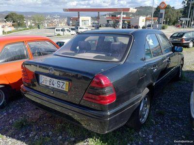 usado Mercedes C220 DIESEL - 95