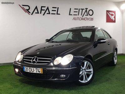 usado Mercedes CLK320 CDi SELO BARATO