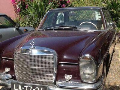 usado Mercedes 250 SE Clássico de 1969