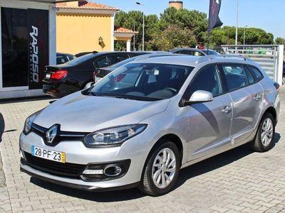 usado Renault Mégane Sport Tourer 1.5 DCi Dynamique S
