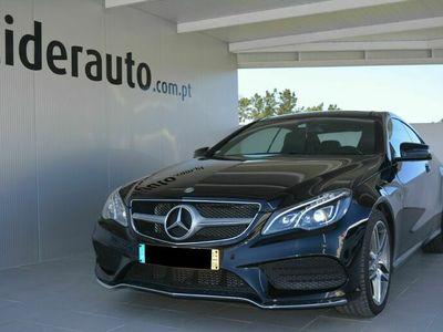 usado Mercedes E220 CDI Coupe AMG Auto. NACIONAL
